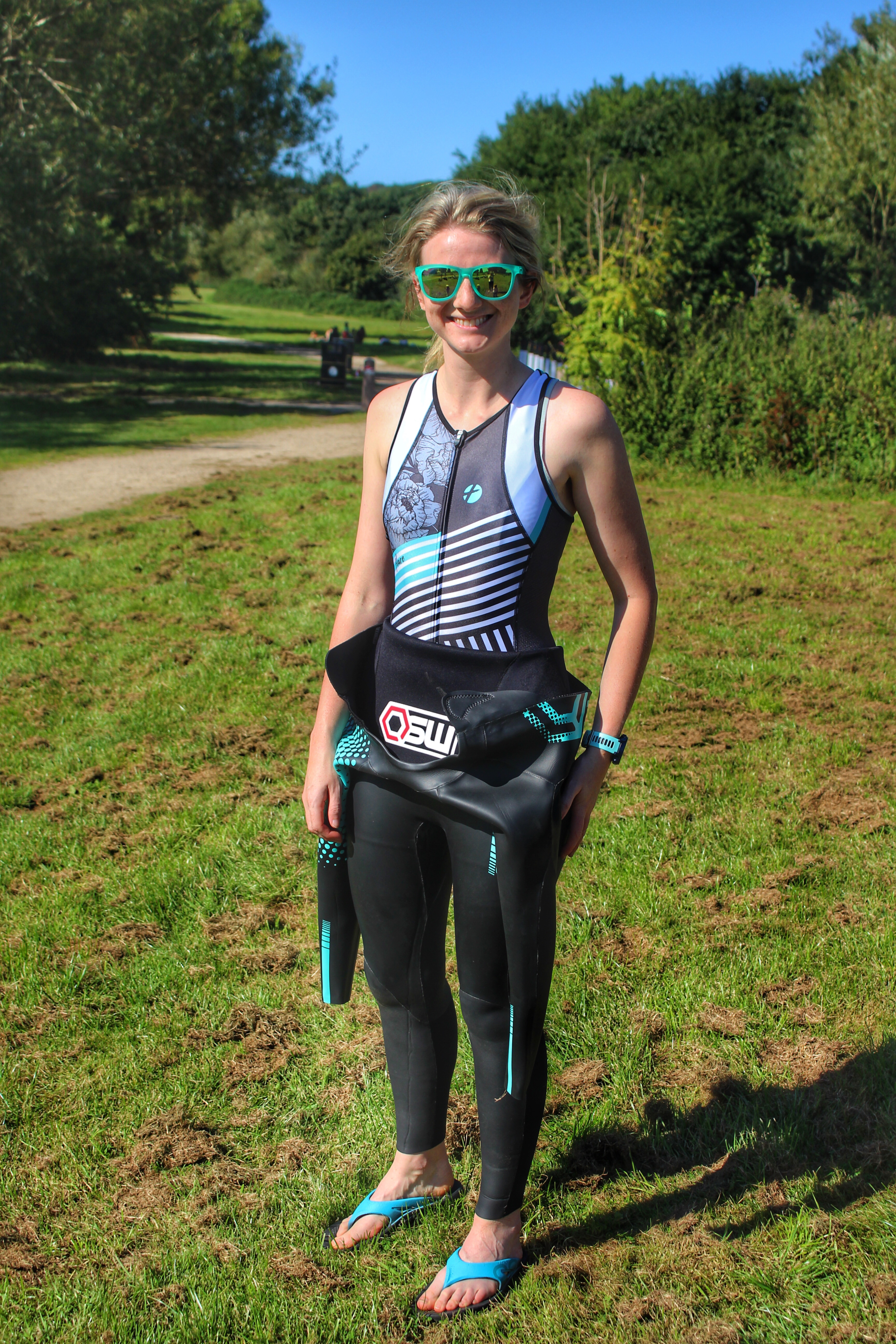 Flare clothing tri suit